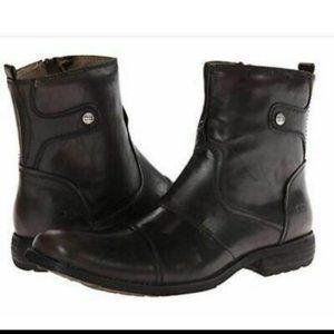 Bed Stu Burst Zip Boots NWT 9